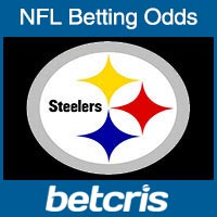 Pittsburgh Steelers Betting Odds