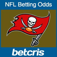 Tampa Bay Buccaneers Betting Odds