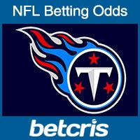 Tennessee Titans Betting Odds