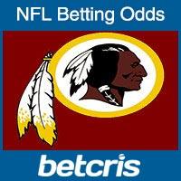Washington Redskins Betting Odds