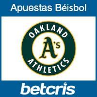 Apuestas en los Oakland Athletics
