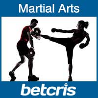 Martial Arts Betting Odds