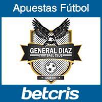 Apuestas Primera División - Club General Díaz