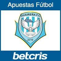 Apuestas Primera División - Guaireña FC