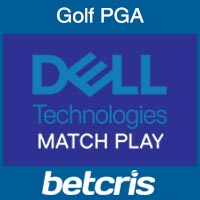 WGC - Dell Technologies Match Play Betting Odds