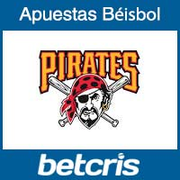Apuestas en los Pittsburgh Pirates