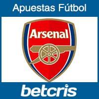 Apuestas Premier League - Arsenal