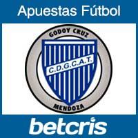Futbol Argentina - Godoy Cruz Antonio Tomba