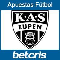 Apuestas Primera División Bélgica - Eupen