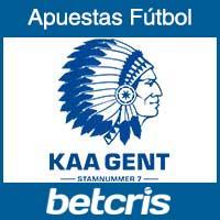 Apuestas Primera División Bélgica - KAA Gante