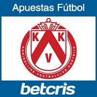Apuestas Primera División Bélgica - KV Kortrijk