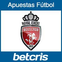 Apuestas Primera División Bélgica - Royal Excel Mouscron