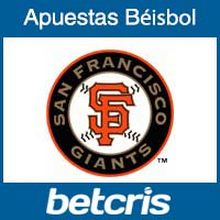 Apuestas en los San Francisco Giants