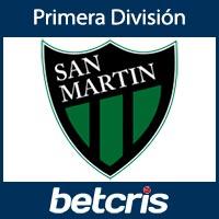 Futbol Argentina - San Martín de San Juan