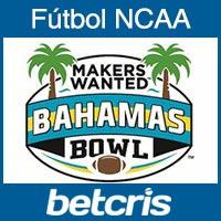 Fútbol NCAA - Makers Wanted Bahamas Bowl