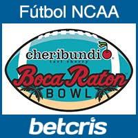 Fútbol NCAA - Boca Raton Bowl