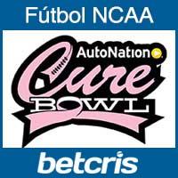 Fútbol NCAA - Cure Bowl