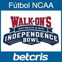 Fútbol NCAA - Independence Bowl