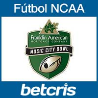 Fútbol NCAA - Franklin American Mortgage Music City Bowl