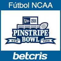 Fútbol NCAA - New Era Pinstripe Bowl