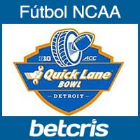 Fútbol NCAA - Quick Lane Bowl