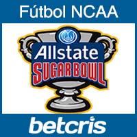 Fútbol NCAA - Sugar Bowl
