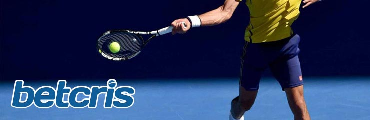 Tennis Betting Odds - bet on tennis online