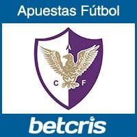 Apuestas Primera División - Centro Atlético Fenix