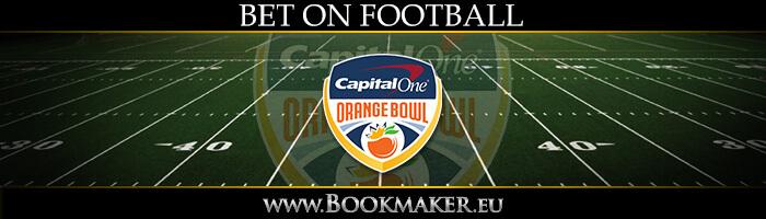 Capital One Orange Bowl Odds