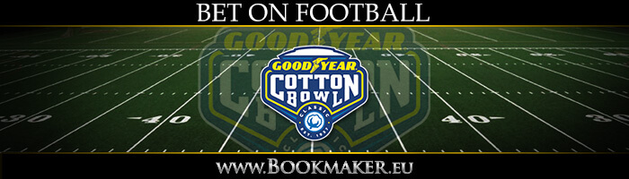 AT&T Cotton Bowl Betting Odds