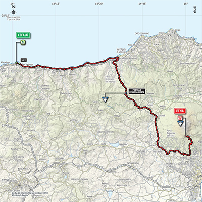 2017 Giro D Italia Stage 4