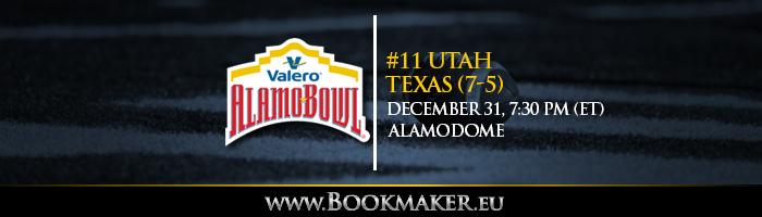 Alamo Bowl Betting