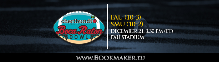 Boca Raton Bowl Betting