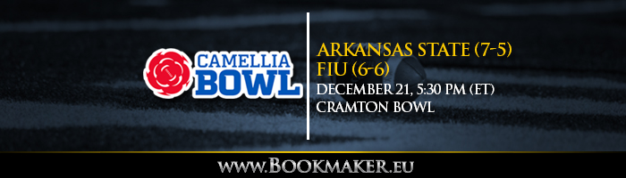 Camellia Bowl Betting