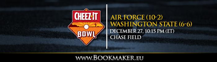 Cheez-It Bowl Betting