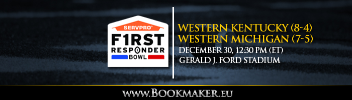 First Responder Bowl Betting