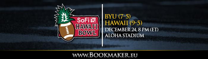 Hawaii Bowl Betting