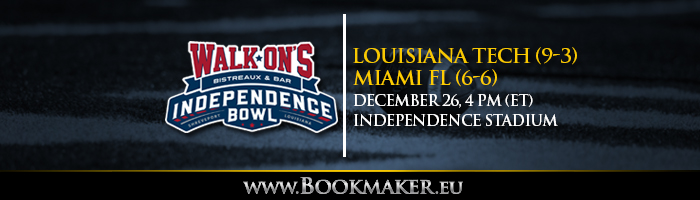 Independence Bowl Betting