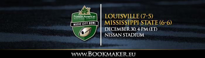 Music City Bowl Betting