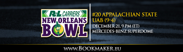 New Orleans Bowl Betting