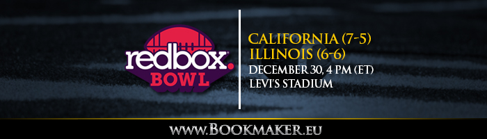 Redbox Bowl Betting
