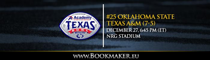 Texas Bowl Betting