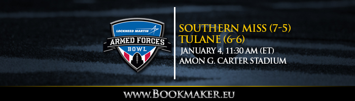 Armed Forces Bowl Betting