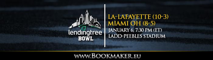 LendingTree Bowl Betting