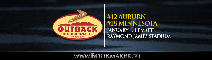 Outback Bowl Betting