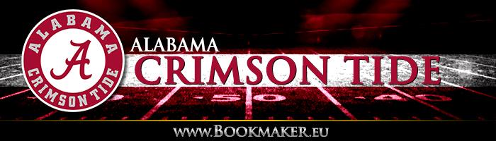 Alabama Crimson Tide Betting