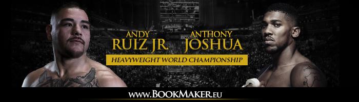 Andy Ruiz Jr. vs. Anthony Joshua Boxing Betting