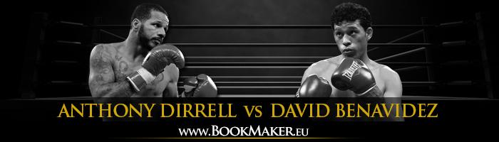 Anthony Dirrell vs. David Benavidez Boxing Betting