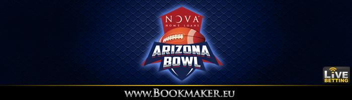 Arizona Bowl Betting Odds