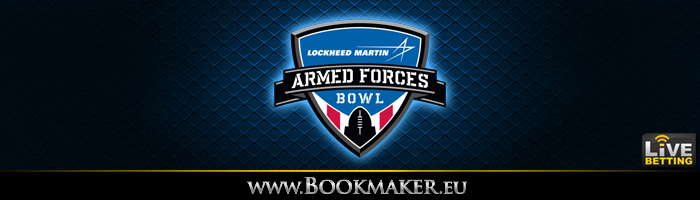 Bowl Games 2020.Armed Forces Bowl Betting Odds 2019 20 College Bowl Games